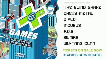 X Games Minneapolis TV Spot, '2019: Pushes the Boundaries of Progression' - Thumbnail 9