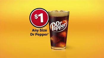 McDonald's $1 $2 $3 Dollar Menu TV Spot, 'Hot 'N Spicy McChicken and Dr Pepper' - Thumbnail 3