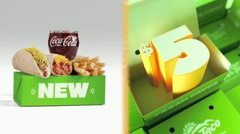 Del Taco TV Spot, 'Melty Queso Crunch Taco' - Thumbnail 2