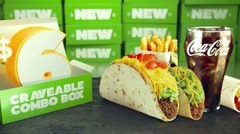 Del Taco TV Spot, 'Melty Queso Crunch Taco' - Thumbnail 4