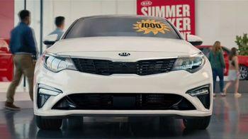 Kia Summer Sticker Sales Event TV Spot, 'Sticker Sale' [T2] - Thumbnail 6
