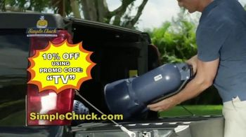 Simple Chuck TV Spot, 'Wash, Rinse and Walk Away: 10 Percent Off' - Thumbnail 8
