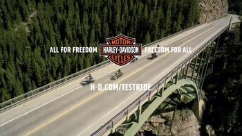 Harley-Davidson TV Spot, 'Within Reach: Softail' Song by Elle King - Thumbnail 8