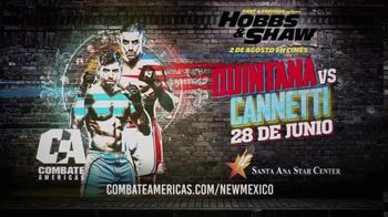 Combate Americas TV Spot, '2019 Santa Ana Center: Hobbs & Shaw' [Spanish] - Thumbnail 8
