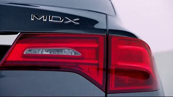 2019 Acura MDX TV Spot, 'Designed for Where You Drive: City' Song by Lizzo [T2] - Thumbnail 2