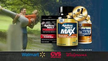 Ageless Male Max TV Spot, 'Wake Up' - Thumbnail 5