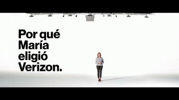 Verizon Unlimited TV Spot, 'María: lavandería' [Spanish] - Thumbnail 3