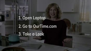 OurTime.com TV Spot, 'The Perfect Time' - Thumbnail 6