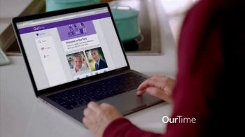 OurTime.com TV Spot, 'The Perfect Time' - Thumbnail 7