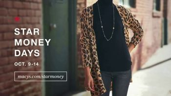 Macy's Columbus Day Sale TV Spot, 'Shoes, Jewelry and Coats' - Thumbnail 5