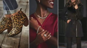 Macy's Columbus Day Sale TV Spot, 'Shoes, Jewelry and Coats'