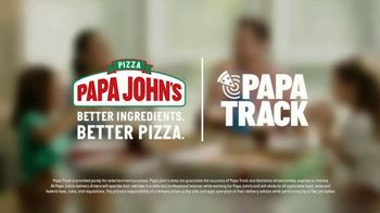 Papa John's Papa Track TV Spot, 'Magic Mom' - Thumbnail 9