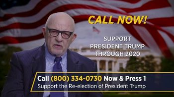 Great America PAC TV Spot, 'Making Good on Promises' Featuring Ed Rollins - 4 commercial airings