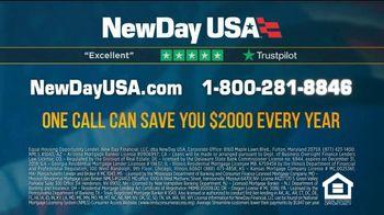 NewDay USA VA Streamline Refi Loan TV Spot, 'Mortgage Rates Near Record Lows' - Thumbnail 5