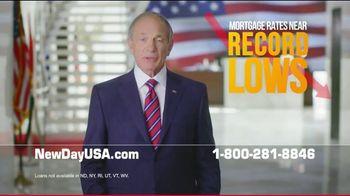 NewDay USA VA Streamline Refi Loan TV Spot, 'Mortgage Rates Near Record Lows' - Thumbnail 1