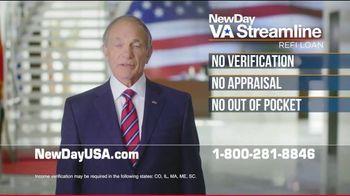 NewDay USA VA Streamline Refi Loan TV Spot, 'Mortgage Rates Near Record Lows' - Thumbnail 3