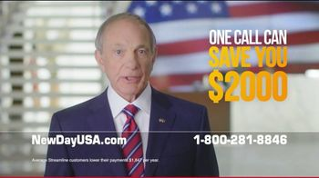 NewDay USA VA Streamline Refi Loan TV Spot, 'Mortgage Rates Near Record Lows' - Thumbnail 4