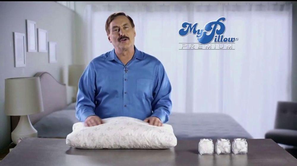 My Pillow Premium TV Commercial, 'Commercial Interruption: Deep Discounts'