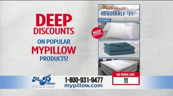 My Pillow Premium TV Spot, 'Commercial Interruption: Deep Discounts' - Thumbnail 10