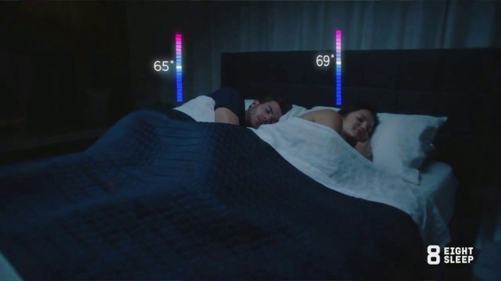 Eight Sleep Pod TV Commercial, 'Stay Cool Tonight'