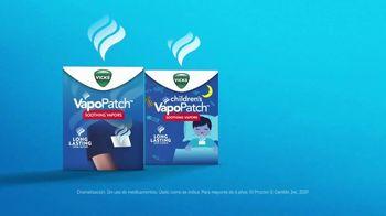 Vicks Vapopatch TV Spot, 'La hora de dormir' [Spanish] - Thumbnail 9