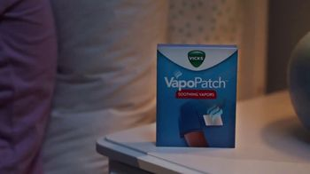 Vicks Vapopatch TV Spot, 'La hora de dormir' [Spanish]