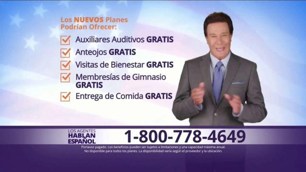 MedicareAdvantage.com TV Commercial, 'Beneficios adicionales: nuevos planes' con Fernando Allende