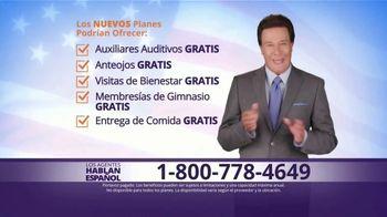 MedicareAdvantage.com TV Spot, 'Beneficios adicionales: nuevos planes' con Fernando Allende [Spanish]