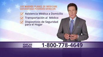 MedicareAdvantage.com TV Spot, 'Beneficios adicionales: nuevos planes' con Fernando Allende [Spanish] - Thumbnail 3