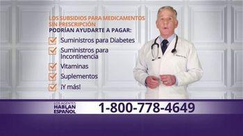 MedicareAdvantage.com TV Spot, 'Beneficios adicionales: nuevos planes' con Fernando Allende [Spanish] - Thumbnail 4