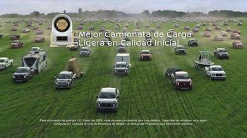 2019 Nissan Titan TV Spot, 'Llamando a todos los titanes' [Spanish] [T2] - Thumbnail 8