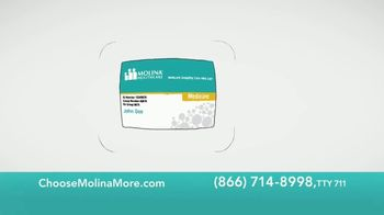 Molina Healthcare Medicare Complete Care TV Spot, 'This Card' - Thumbnail 3