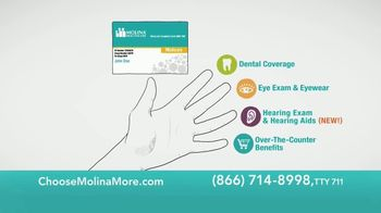 Molina Healthcare Medicare Complete Care TV Spot, 'This Card'