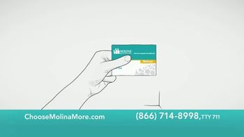 Molina Healthcare Medicare Complete Care TV Spot, 'This Card' - Thumbnail 7