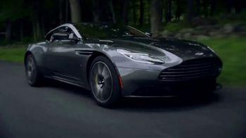 Aston Martin DB11 TV Spot, 'Car of Your Dreams' [T2] - Thumbnail 5