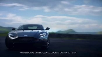 Aston Martin DB11 TV Spot, 'Car of Your Dreams' [T2] - Thumbnail 7