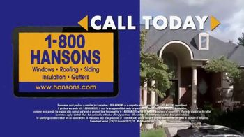1-800-HANSONS TV Spot, 'Around the Corner'