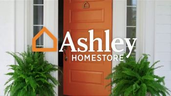 Ashley HomeStore Columbus Day Sale TV Spot, 'Going On Now: Sofa' Song by Midnight Riot - Thumbnail 1