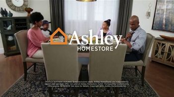 Ashley HomeStore Columbus Day Sale TV Spot, 'Going On Now: Sofa' Song by Midnight Riot - Thumbnail 10