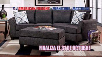 American Freight Gran Venta Semestral TV Spot, 'Juegos de comedor y colchones' [Spanish] - Thumbnail 9