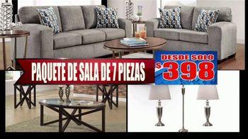American Freight Gran Venta Semestral TV Spot, 'Juegos de comedor y colchones' [Spanish] - Thumbnail 5