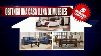 American Freight Gran Venta Semestral TV Spot, 'Juegos de comedor y colchones' [Spanish] - Thumbnail 6