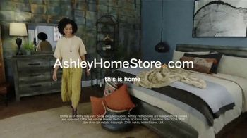 Ashley HomeStore Columbus Day Mattress Sale TV Spot, 'Final Week: $31: Next-Day Delivery' Song by Midnight Riot - Thumbnail 9
