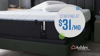 Ashley HomeStore Columbus Day Mattress Sale TV Spot, 'Final Week: $31: Next-Day Delivery' Song by Midnight Riot - Thumbnail 7