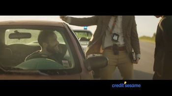 Credit Sesame TV Spot, 'Pulled Over' - Thumbnail 8