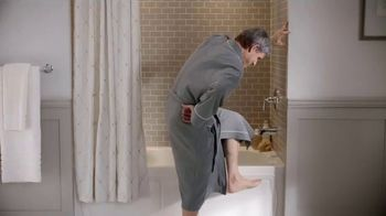 Kohler's Walk-In Bath TV Spot, 'Installed In About a Day: $1500 Off + Free Barre Shelf' - Thumbnail 1