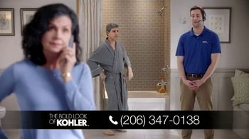 Kohler's Walk-In Bath TV Spot, 'Installed In About a Day: $1500 Off + Free Barre Shelf' - Thumbnail 5