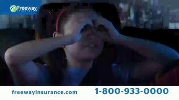 Freeway Insurance TV Spot, 'Luz roja' [Spanish]