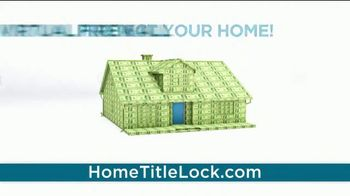 Home Title Lock TV Spot, 'Protect Yourself from Home Title Fraud' - Thumbnail 6