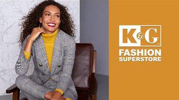 K&G Fashion Superstore Evento Moda de Otoño TV Spot, 'Vestidos y trajes' [Spanish] - Thumbnail 1